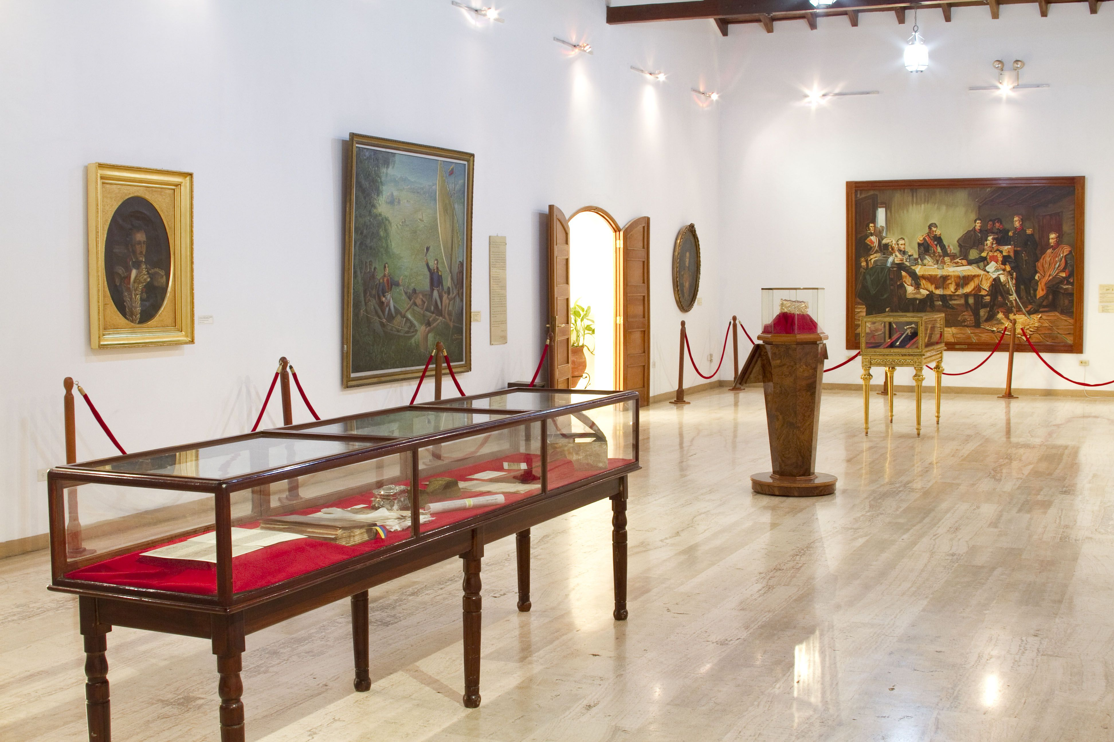 Museo Antonio Jose De Sucre Gran Mariscal De Ayacucho Edo Sucre