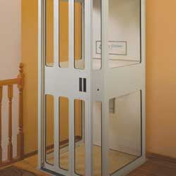 Elevators are becoming common home additions that help for Elevator home cost