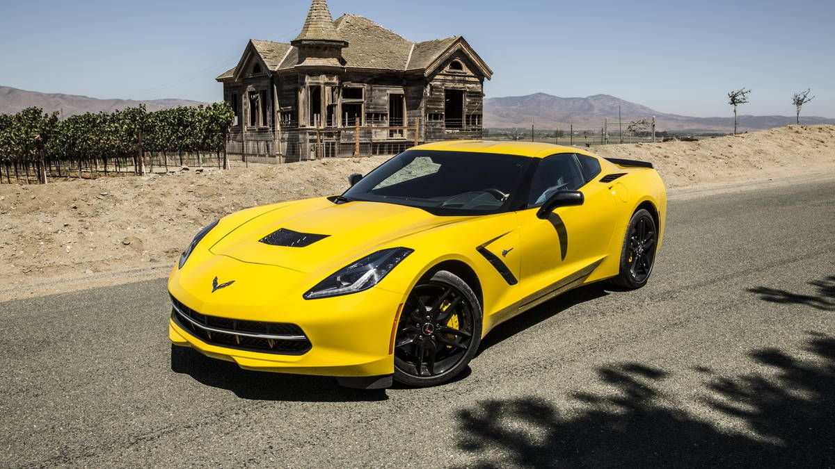 2019 Chevrolet Corvette Stingray Review Everything You Need To