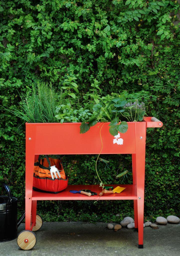 Gartentrolley Urban | Garten | Raised garden planters ...
