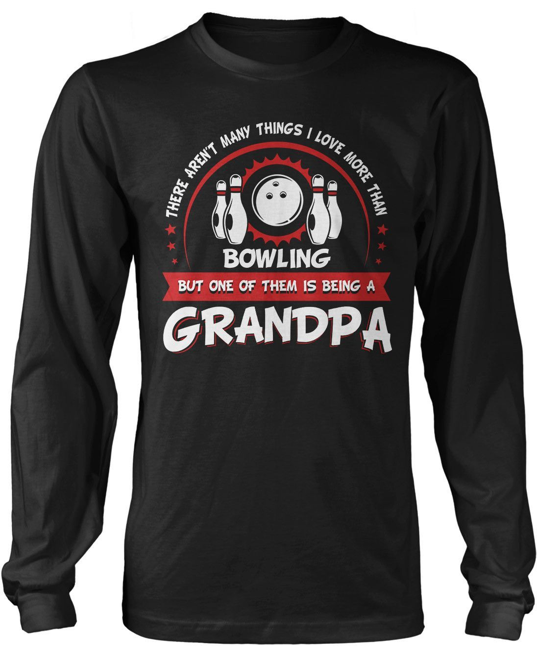 This Grandpa Loves Bowling