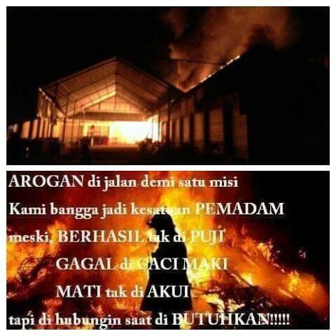 Tgl 16 oktober 2015 pasar carangsari terbakar #carangsari #carangsarivillage #petang #badung #bali by gunkbilly