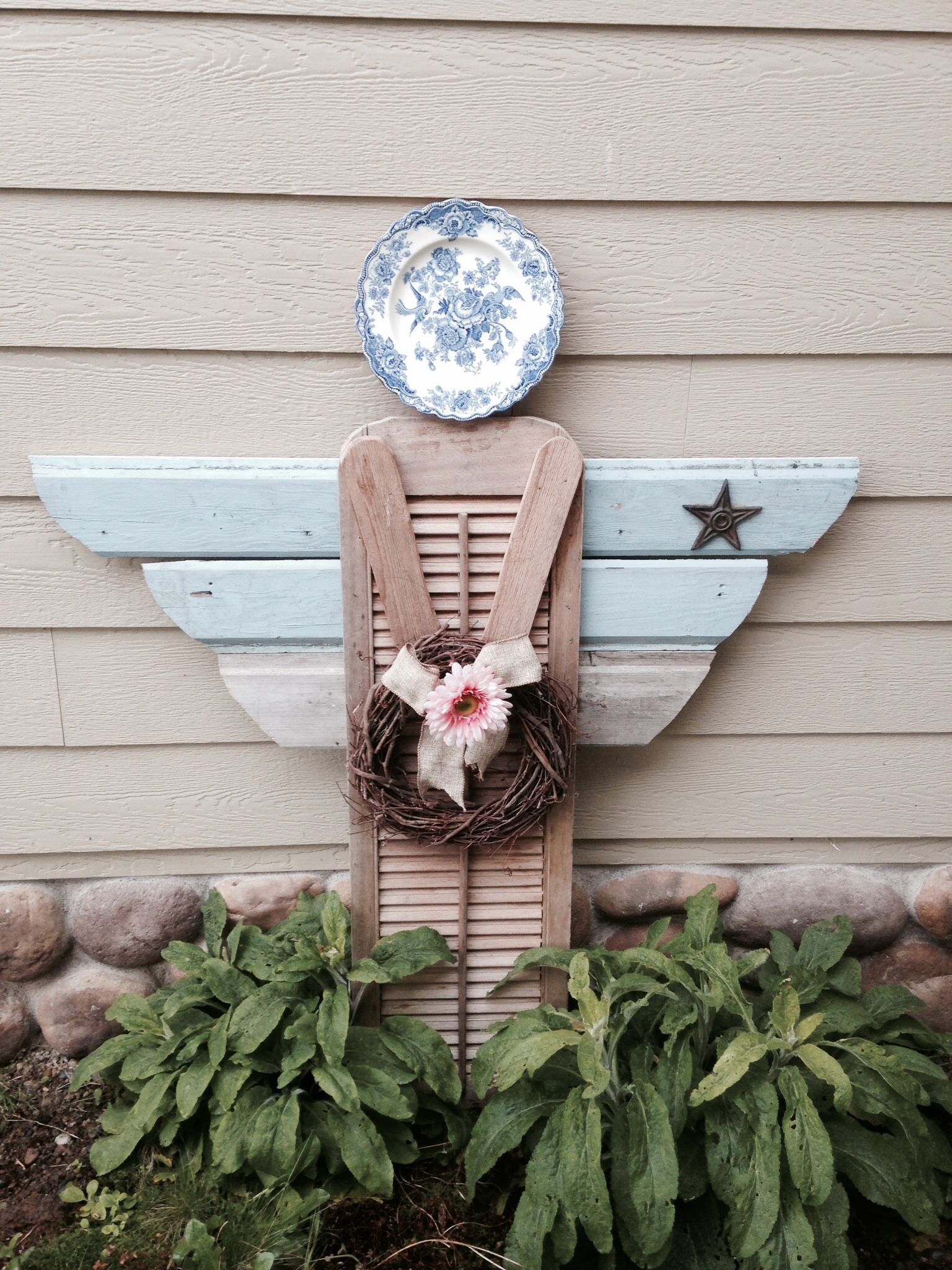 Shutters Repurposed Outdoors Diy Projects