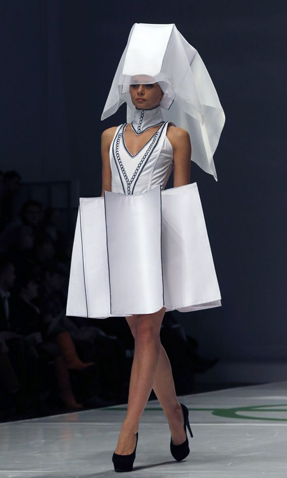 avant garde fashion dresses