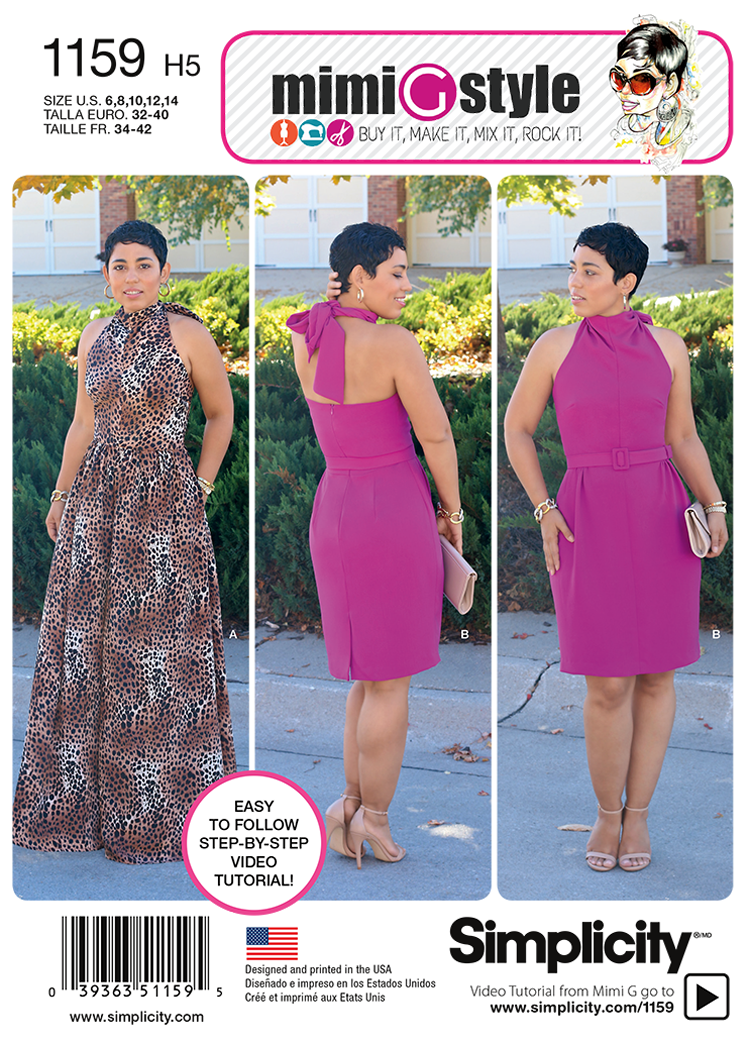 Sneak Peek! Mimi G for Simplicity | Evolución, Costura y Coser