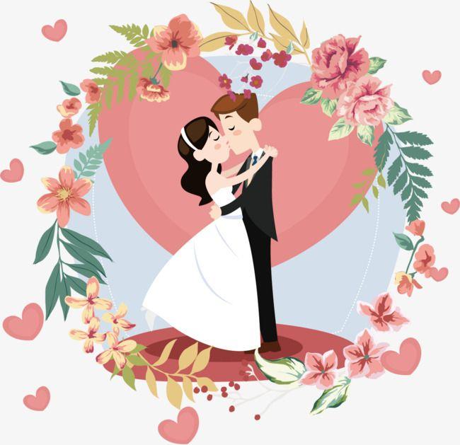 Decoracion de la boda poster boda los amantes romantico png y vector parejas pinterest - Poster decoracion ...