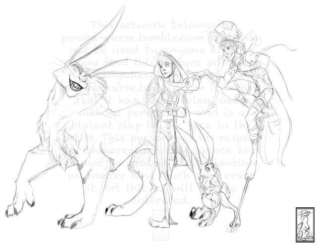 Dark Pooka, Jokul and Winter Prince