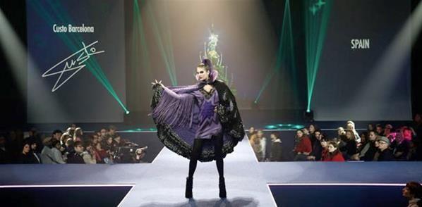 La moda llega a Disneyland París. Custo Barcelona: Maléfica
