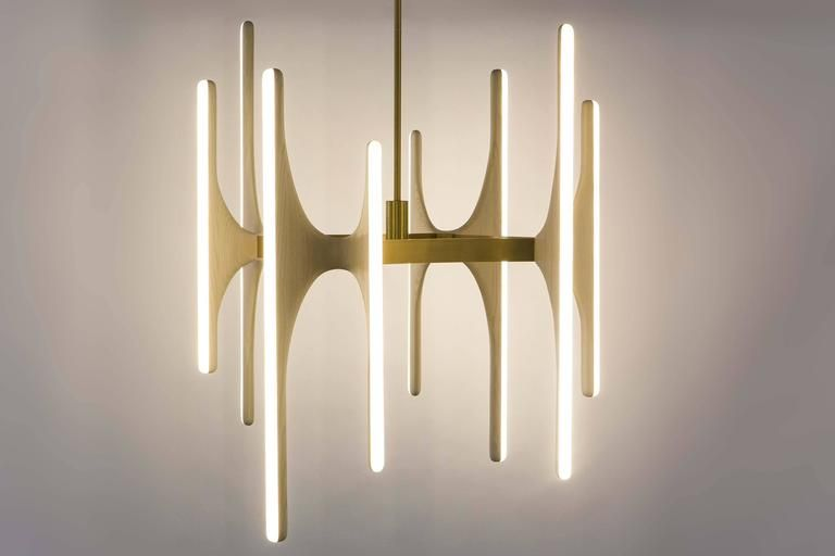 Markus haase bleached ash and onyx chandelier usa 2016 5 modern markus haase bleached ash and onyx chandelier usa 2016 5 aloadofball Gallery