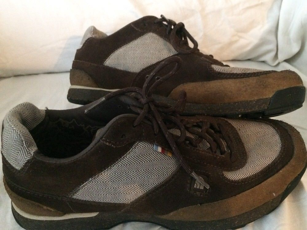 THE NORTH FACE Trail Hiking Mens Sz 10 Shoes #fashion