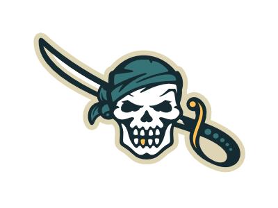 Pirate Sports Logo Inspiration Sports Logo Design Skull Logo