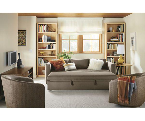 Oxford PopUp Platform Sleeper Sofa Sleeper sofas Room and