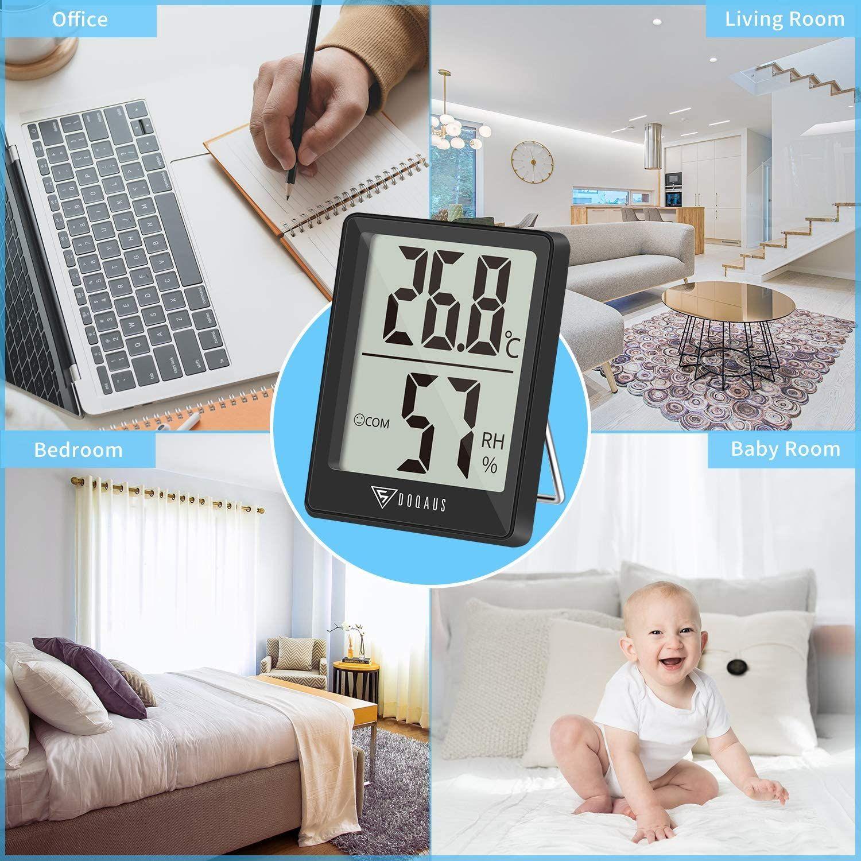 Thermometer + in 18  Büro wohnzimmer, Wohnzimmer, Raum