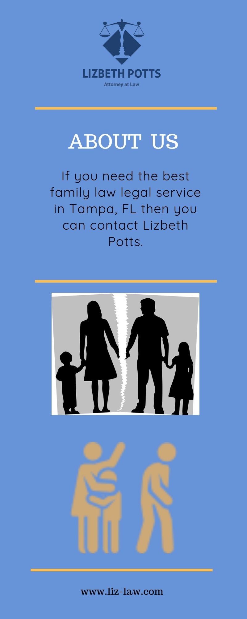 Do you need a Tampa divorce attorney? Contact Lizbeth