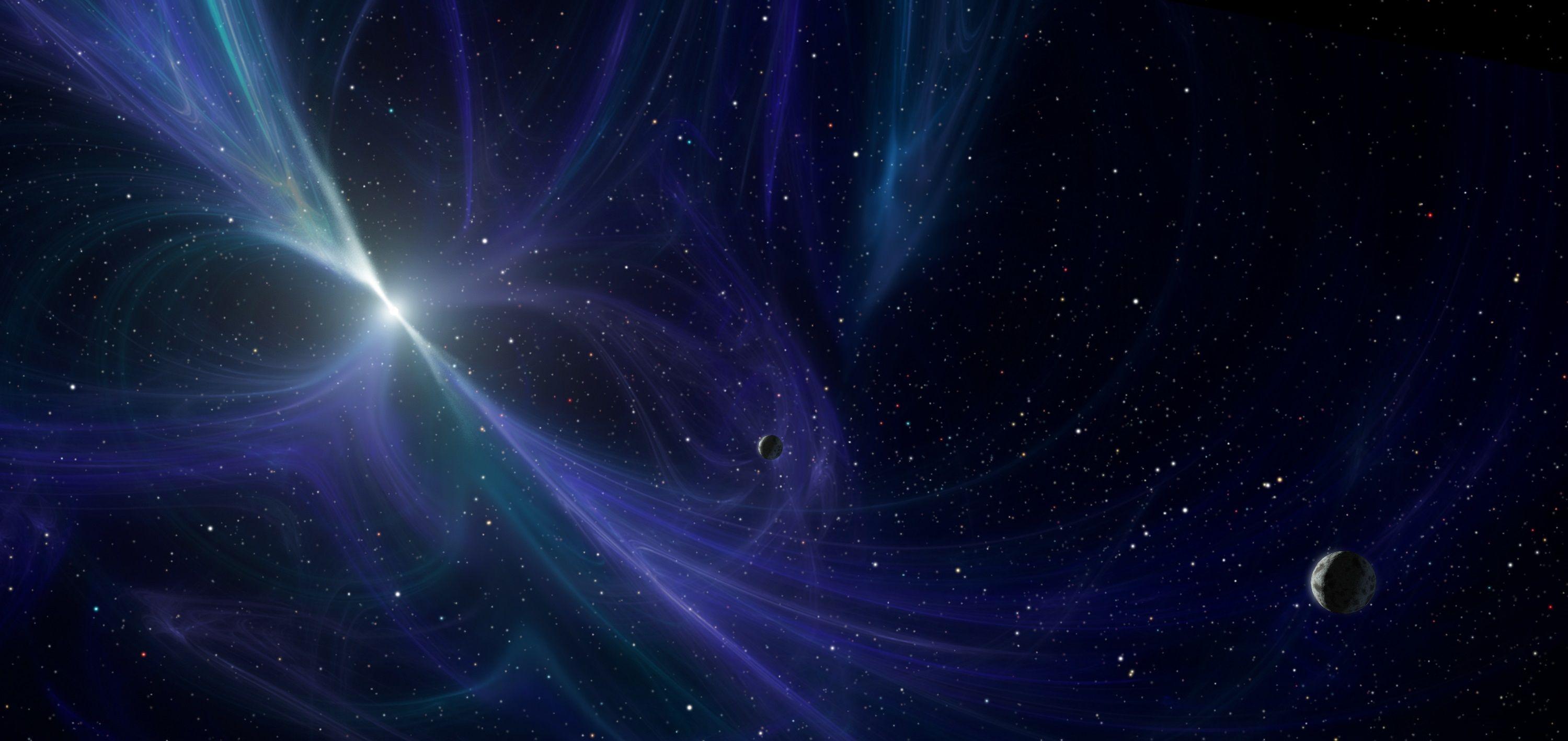Hviezdne matriošky, dolámané atómy, gravastary, magnetary a ďalšie úchvatné kozmické čudá.