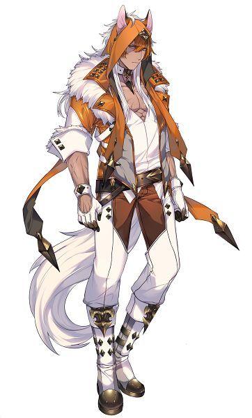 Lycanroc 724x1200 632 Kb Anime Wolf Character Art Pokemon Human Form