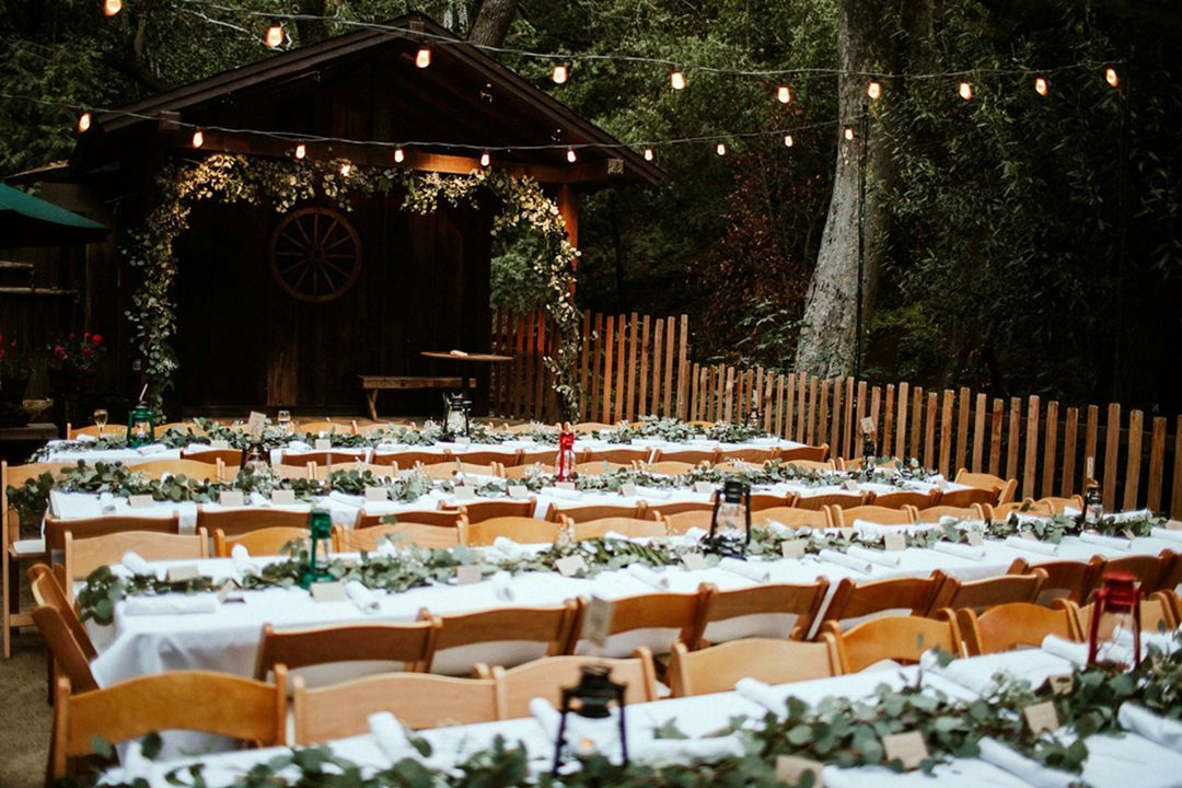 Outdoor Party Ideas in 2020   Wedding southern california ...