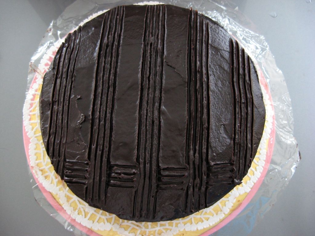 Easy Basket Weave Cake Decorating Technique in 2020   Cake ...