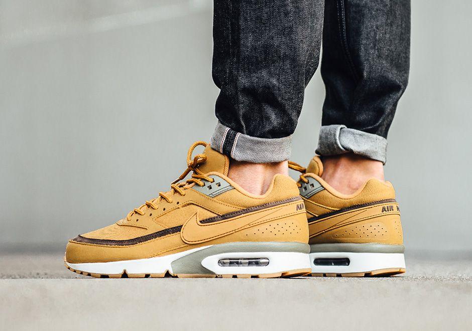 Nike Air Max BW Wheat 881981 700 Schoenen