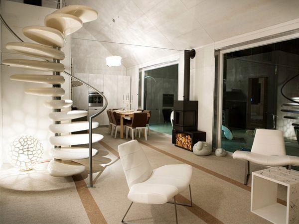 Diseño de interiores & arquitectura: casas italianas de madera ...