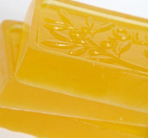 Lemongrass Olive Oil Soap Bars