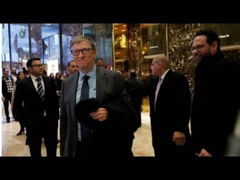 BILL GATES MEETS TRUMP TO STOP VACCINE SAFTEY INQUIRY! While it seems like a real #independentinquiry would be in the best interests of both sides of the #vaccinesafety question, pro-vaccine mega #billionaire #BillGates disagrees and does not want an independent #investigation into the safety of vaccines. Rather than attempt to have vaccine ingredients that everyone considers #safe, ingredients everyone agrees are NOT linked to #diseases and that are NOT considered #toxins, Gates met with…