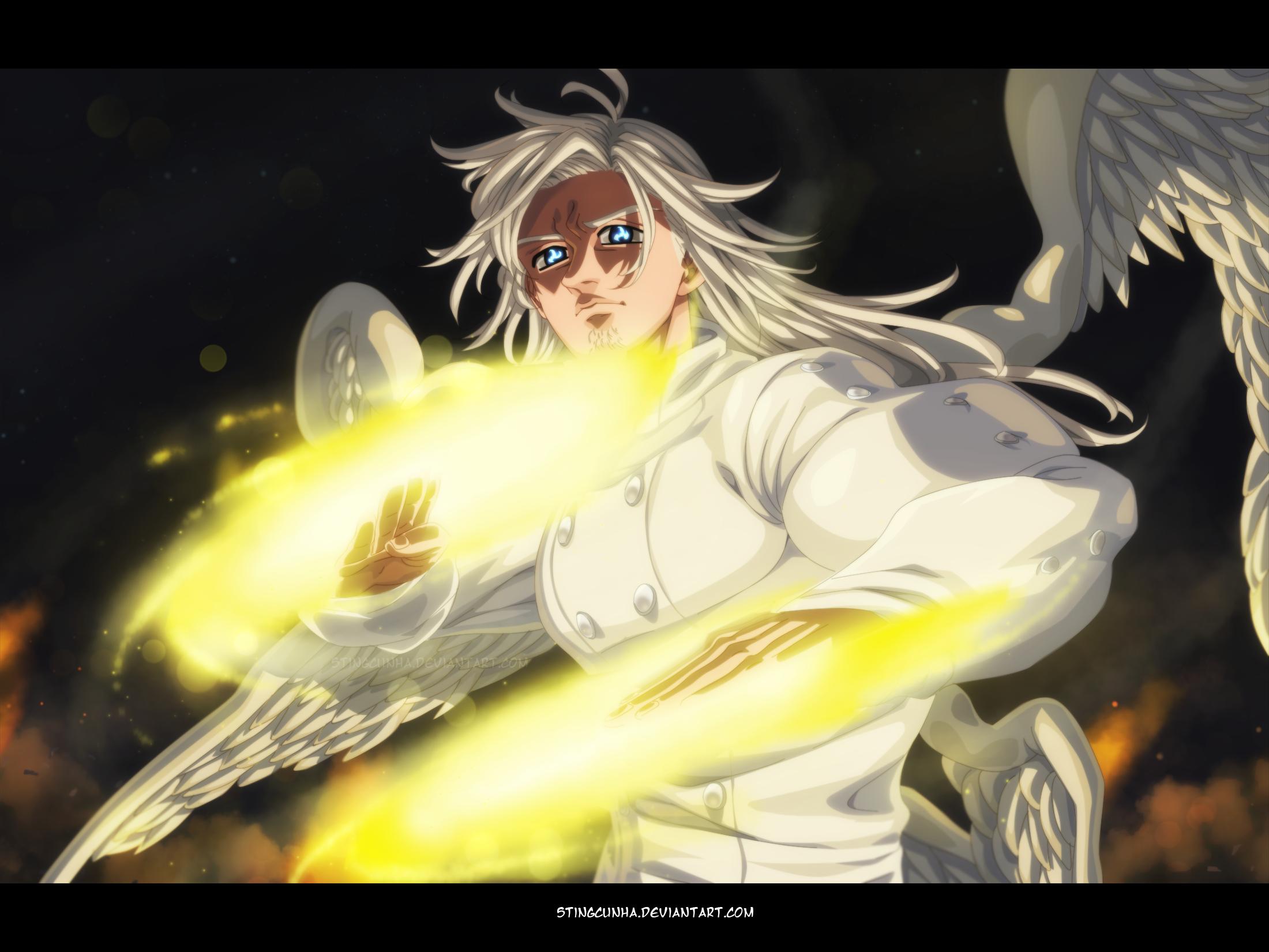 Mael Nanatsu No Taizai 299 By Stingcunha On Deviantart Seven Deadly Sins Seven Deadly Sins Anime Anime