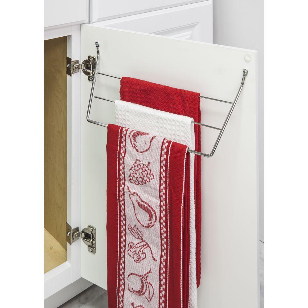 Home Homeorganization Storage Homestorage Organization Cabinetorganizers Getridofclutter Clutterfre Hardware Resources Dish Towels Kitchen Towel Holder