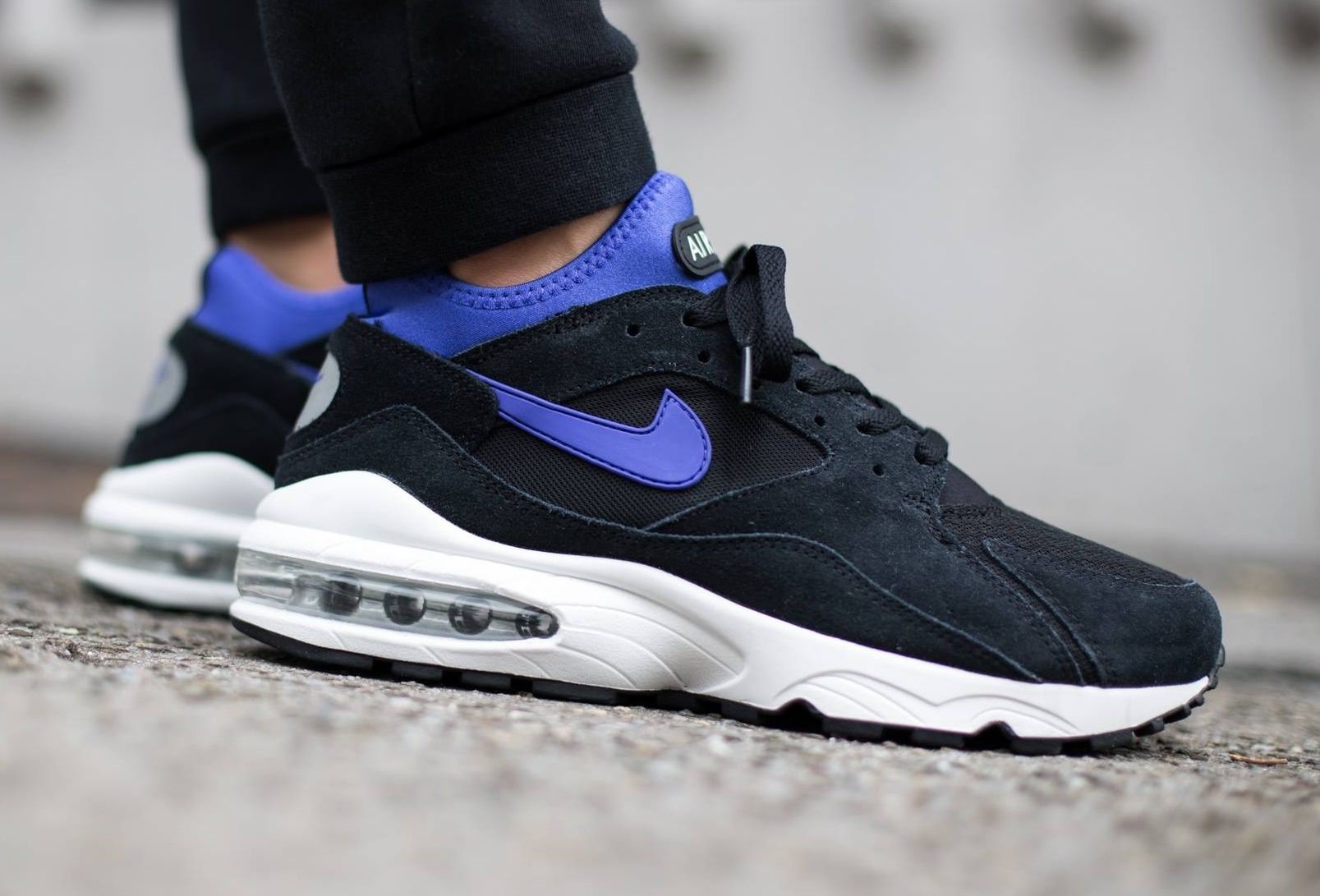 nike air max 87 black smoke persian