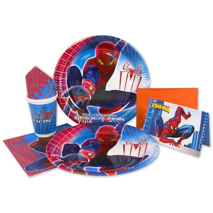 super h ros kit go ter malin spiderman anniversaire. Black Bedroom Furniture Sets. Home Design Ideas