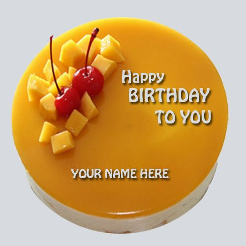 Create Cake With Your Name Online Free