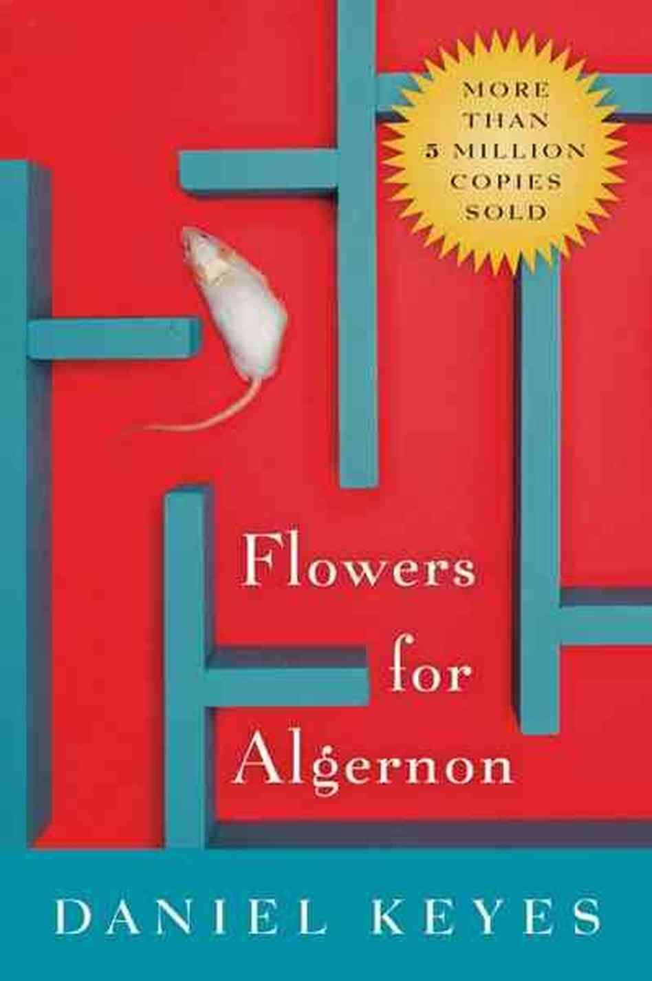 Flowers for algernon by daniel keyes book lists recommended flowers for algernon by daniel keyes fandeluxe Images