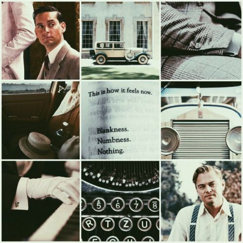 from Avery was nick carraway gay