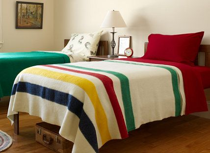 Hudson S Bay Point Blanket Blankets At L L Bean Hudson Bay Blanket Point Blanket Hudson Bay