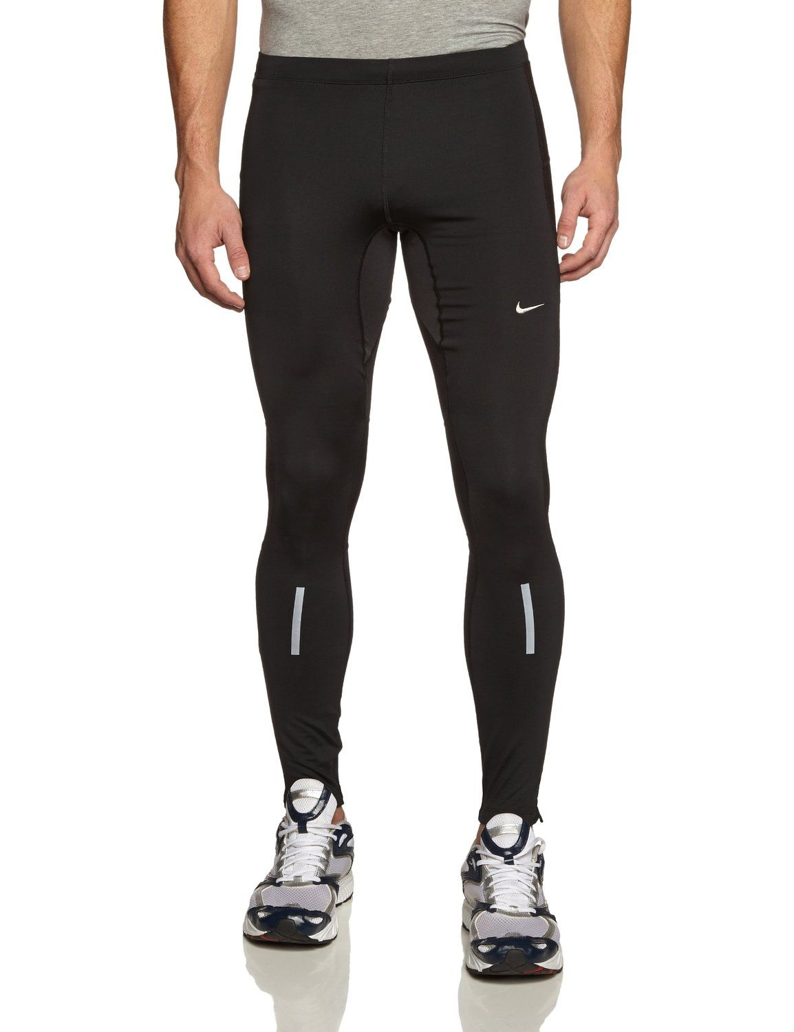 e4fc8e6ba77a Amazon.com  Men s Nike Element Thermal Running Tights  Sports   Outdoors