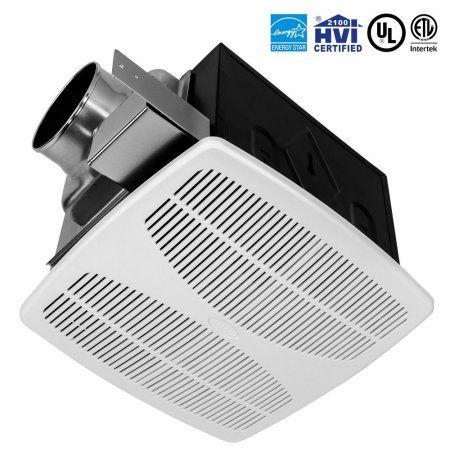 BV Super Quiet 90 CFM, 07 Sone Bathroom Ventilation  Exhaust Fan