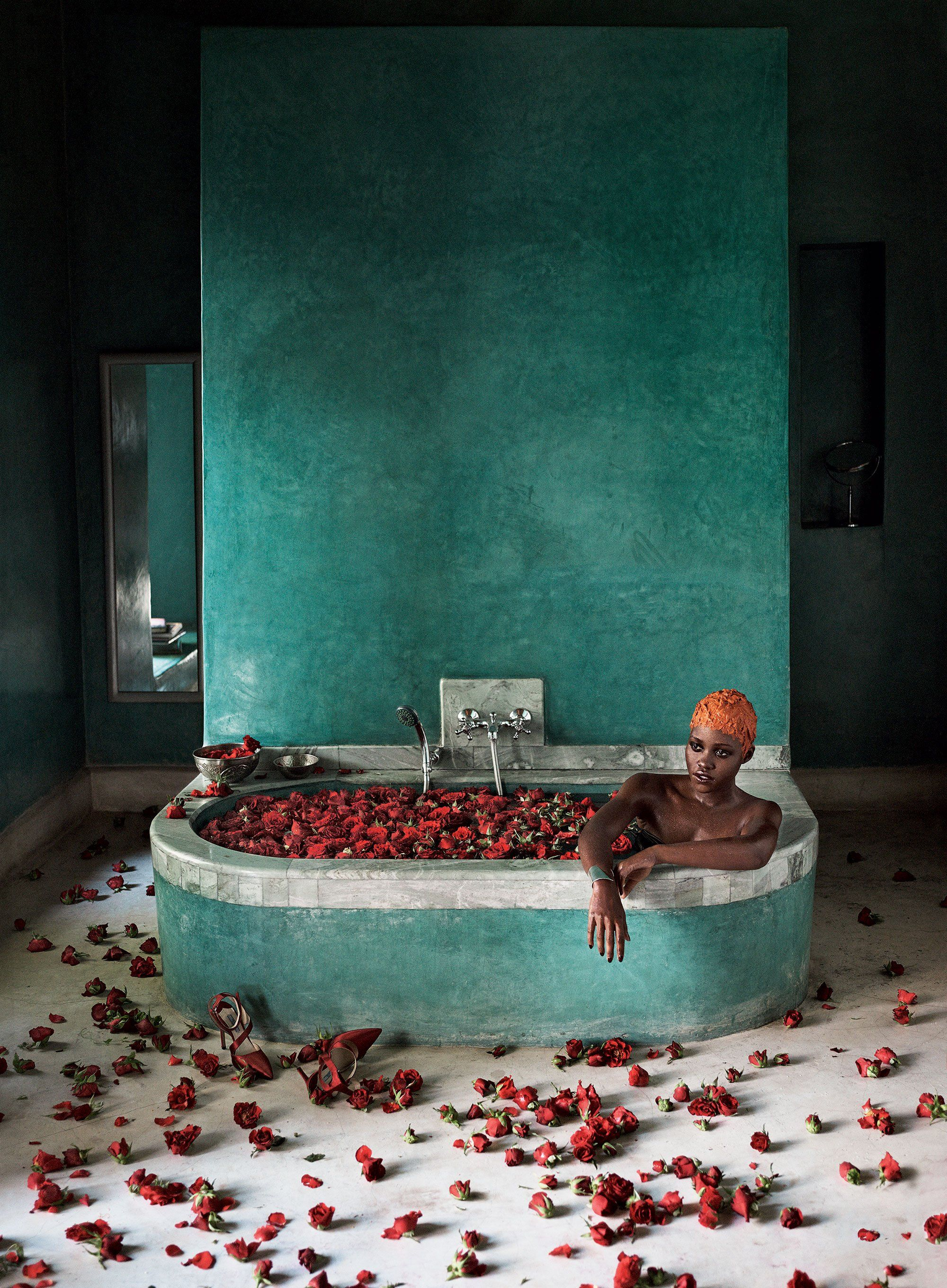 Bathroom carpets barbados bathroom carpet fantasy rose abbey - A Winter Bath For Every Ailment The Soaks That Cure Colds Sore Muscles And Beyond