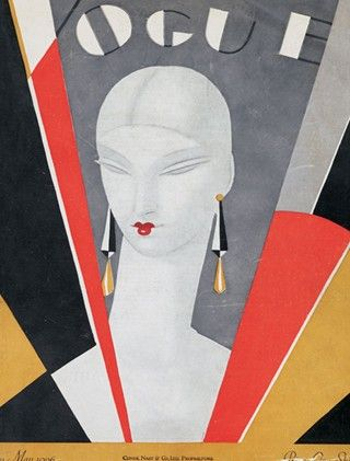 Vogue Magazine Cover Archive (Vogue.com UK) 1926.