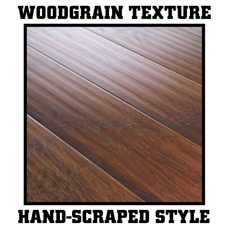 Select surfaces laminate flooring canyon oak sq for Lock n seal laminate flooring