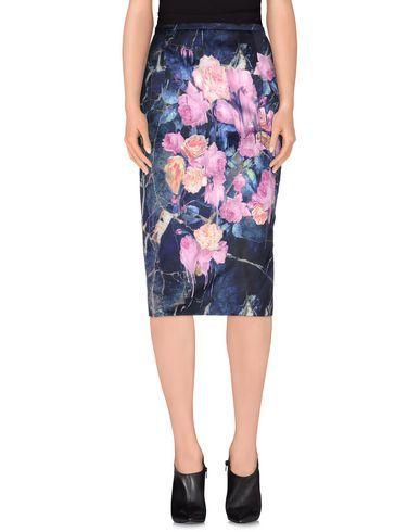 MSGM 3/4 Length Skirt. #msgm #cloth #3/4 length skirt