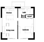 10 X 16 Kitchen Design Havens South Designs Likes This Lvm Home Overall Dimension 26'10