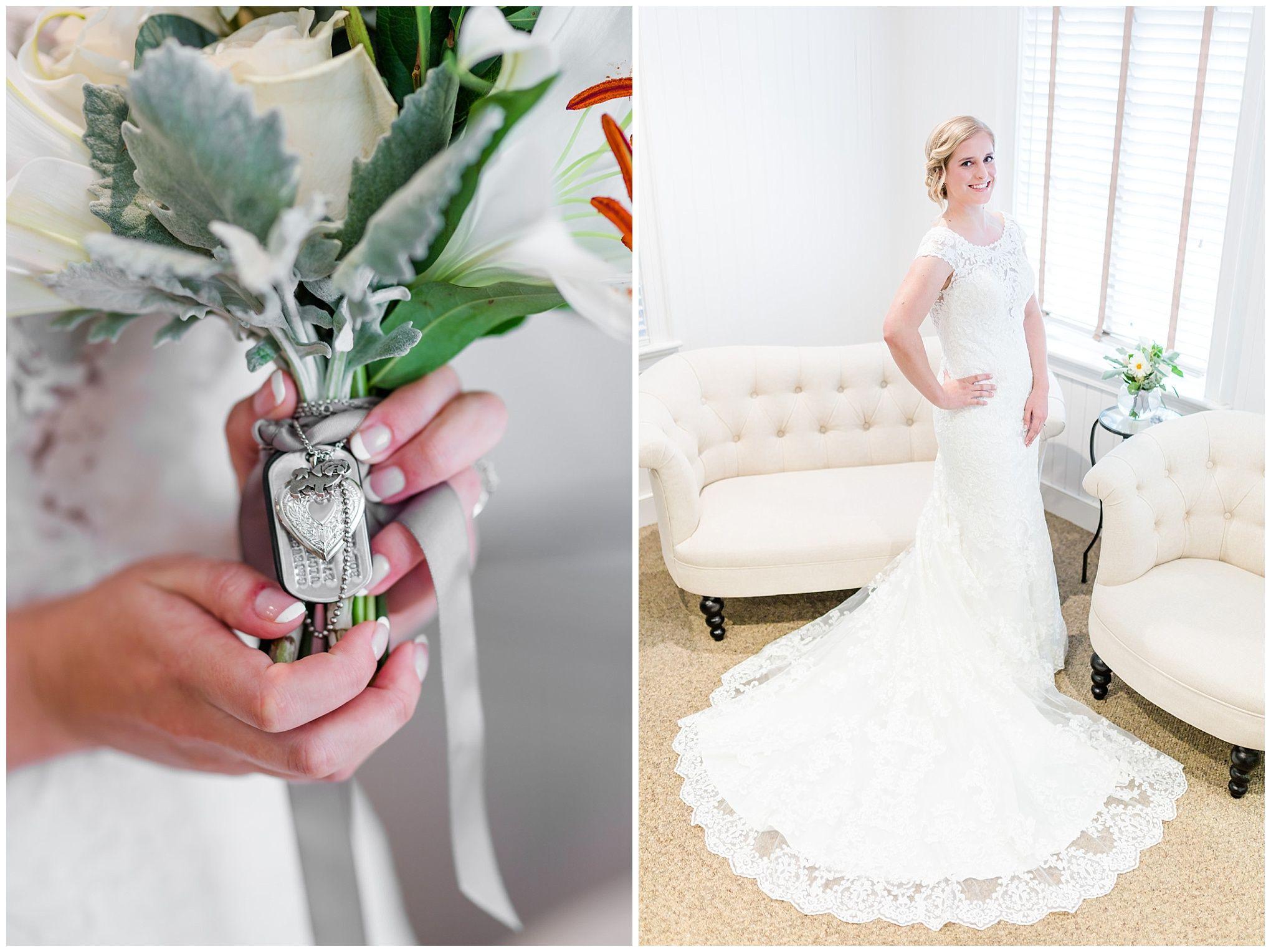 Wedding ideas keswick vineyards summer wedding ellie bridal