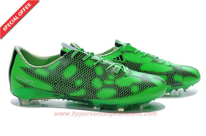 huge discount c4e5d 71a73 italy adidas adizero f50 fg green mens football cleats 1e43a e0adc