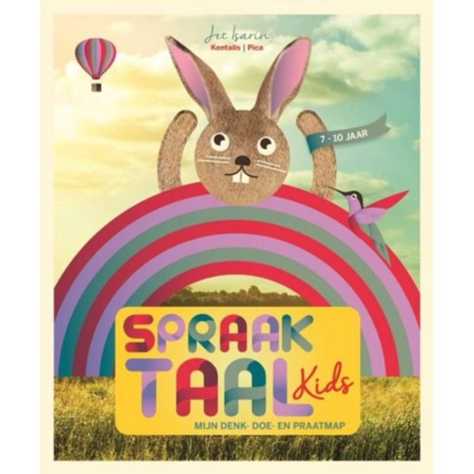 Spraaktaal Kids 7-10 Jaar