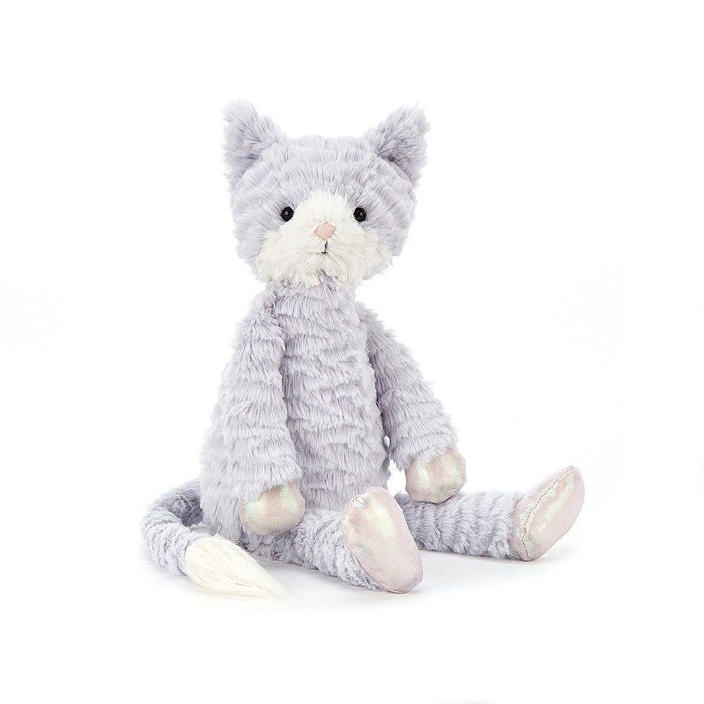 Jellycat Jelly Cat Dainty Kitten Baby Stuffed Animals Jellycat Kitten Plush Toy
