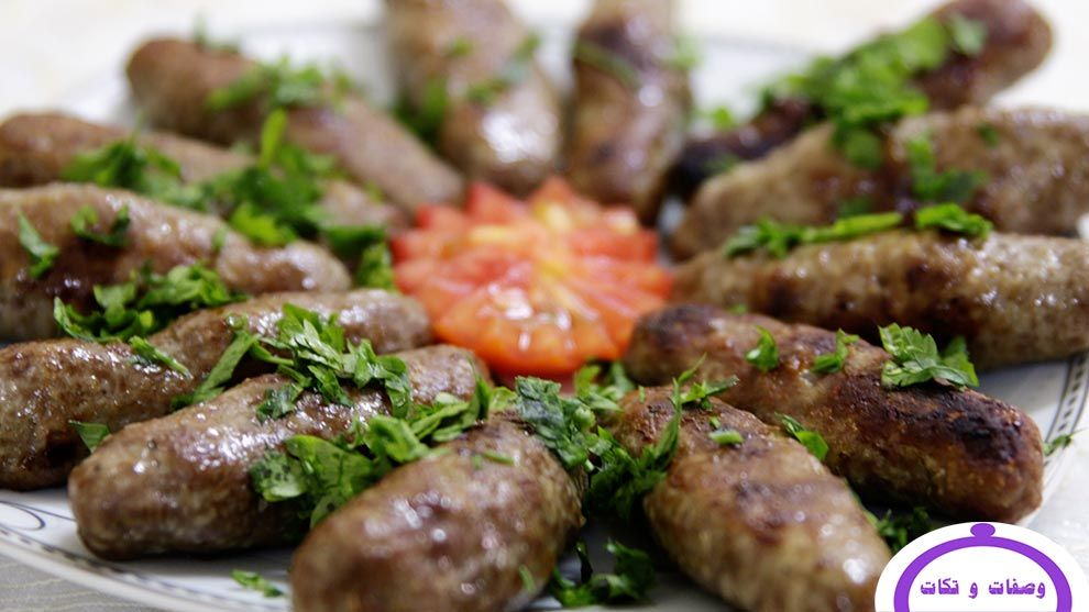 طريقة عمل كفتة اللحم بالفرن بصورة صحية وشهية وصفات و تكات Food Sausage Meat
