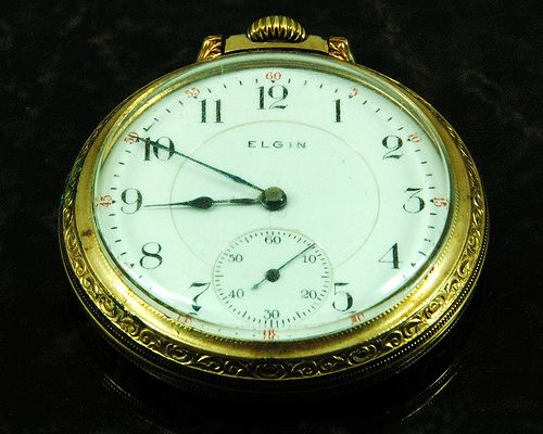 My fathers pocket watch.   With over 6500 products at www.pricetales.com at wholesale prices, you will regret it if you don't visit us - www.pricetales.com