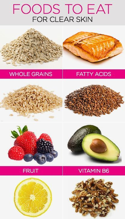 7 Superfoods for Glowing Skin #healthyskin