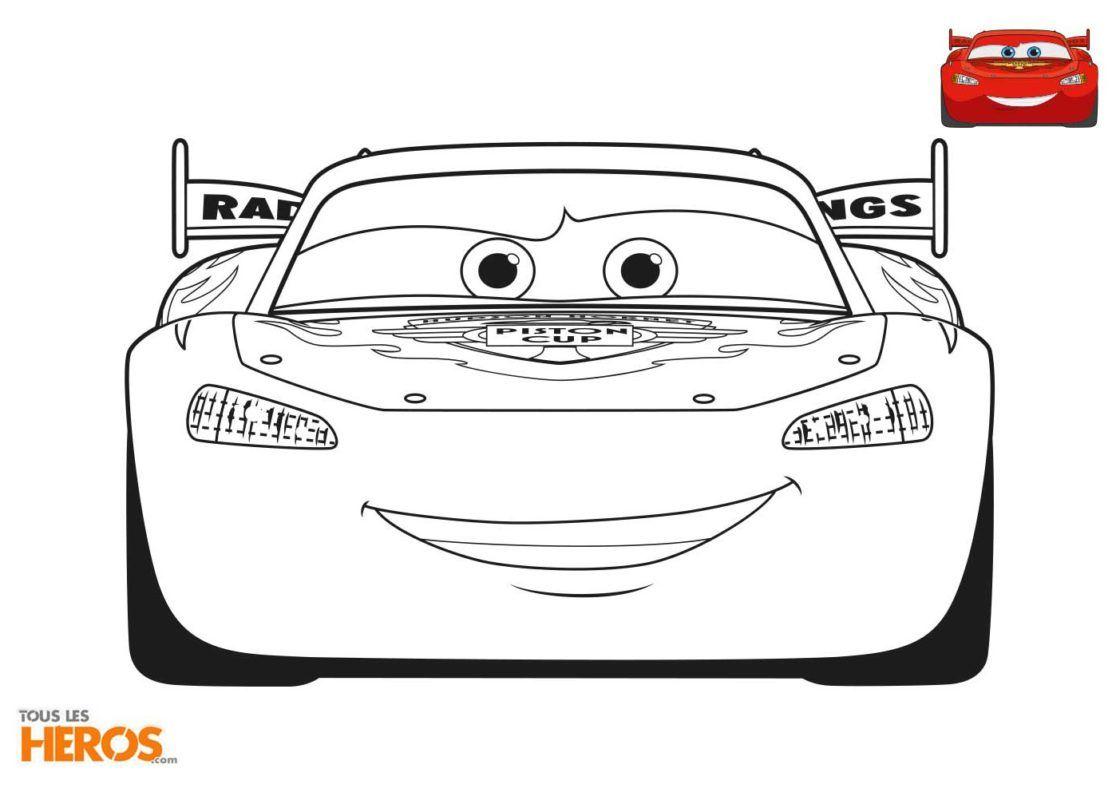 Coloriages Cars A Imprimer Gratuitement Sur Le Blog De Tous Les