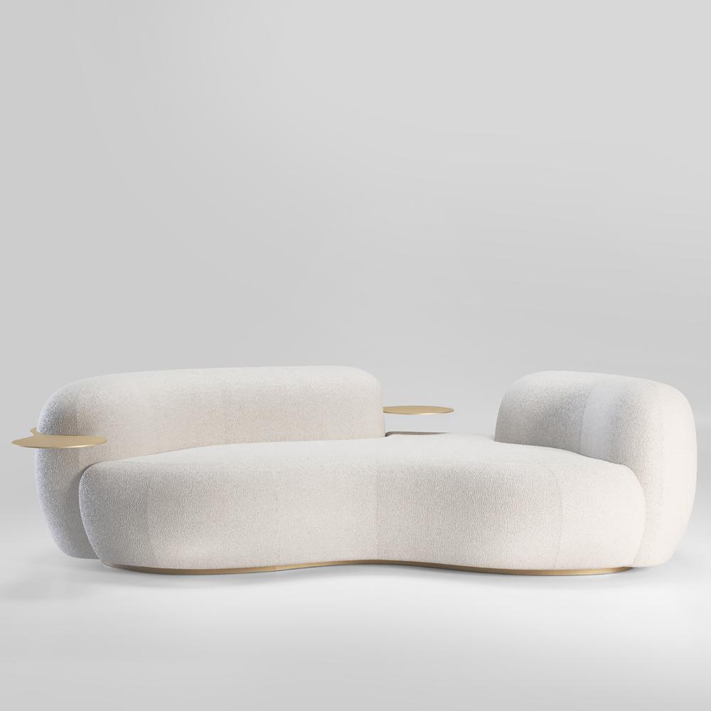 Tateyama White Sofa In 2020 Modern White Sofa White Sofas Sofa